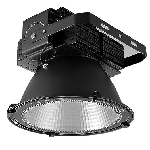 H-XH Foco Proyector LED, Lámpara de araña Exterior Resistente al ...