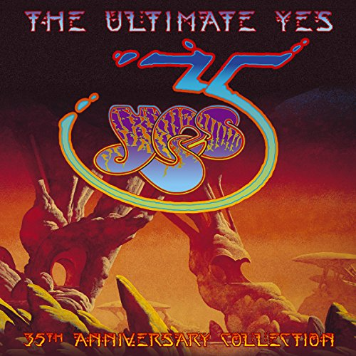 Ultimate Yes  35Th Anniversary Collection