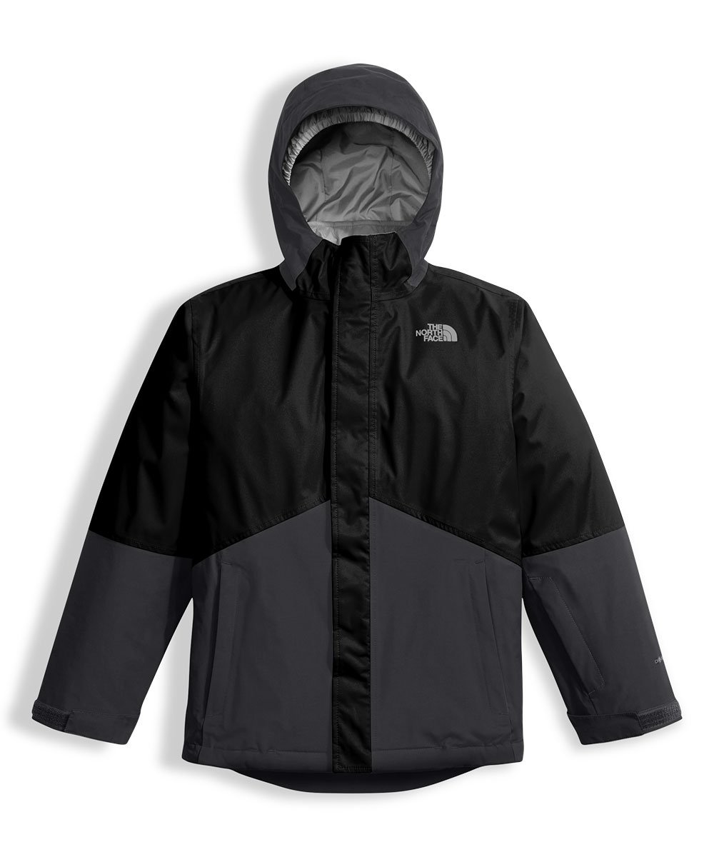 The North Face boys BOUNDARY TRICLIMATE NF0A34Q3JK3_L - TNF BLACK