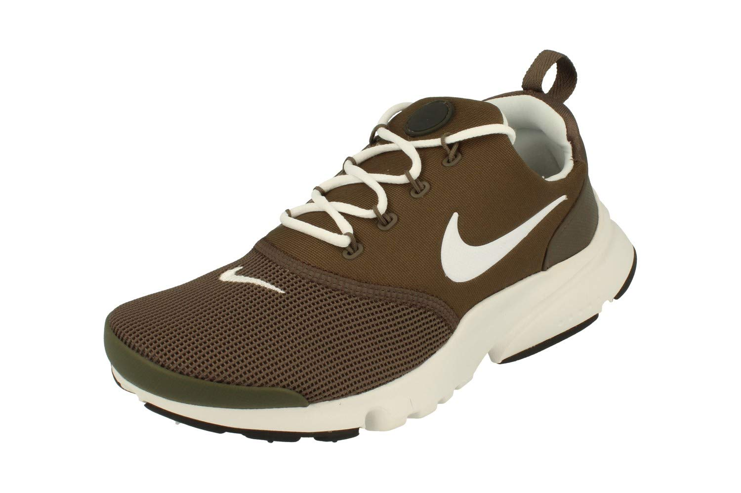 new product 81f76 7f2cb Nike Sidewinder 2 ACG Brown Leather Orange Outdoors Slippers Sandals  395727-280 [US Size 9]