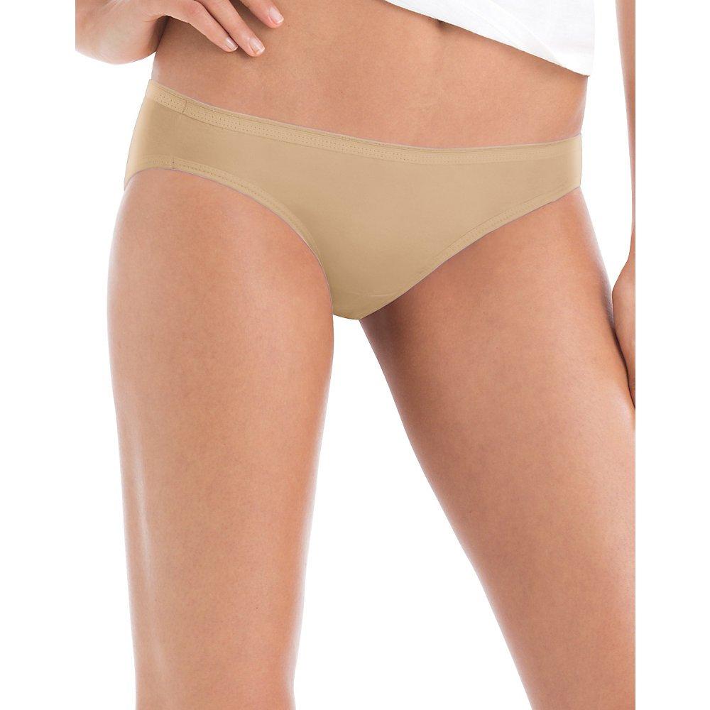 Hanes womens Hanes Women's 6 Pack Bikini Panty- Assorted Hanes Women' s Panties PP42WB