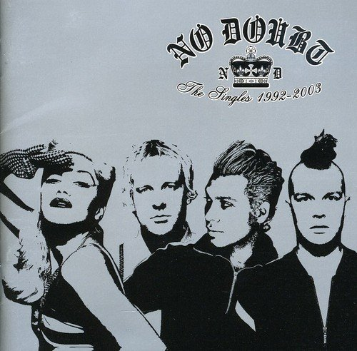 No Doubt - The Singles 1992-2003 - <strong>Gwen Stefani</strong>