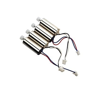 Usmile 4pcs 7 4v 2s 820 8 5x20mm Coreless Brushed Motor For 90mm