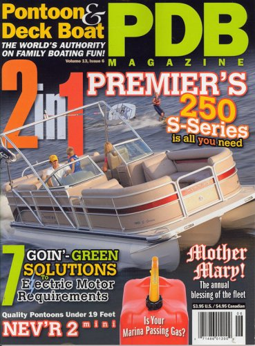 Pontoon & Deck Boat, Special 2008 Issue