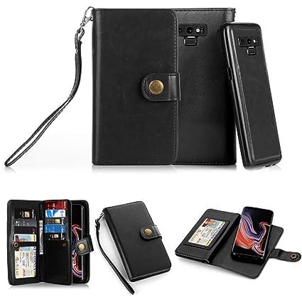 Amazon.com: Funda para Galaxy Note 9, ranura para 10 ...