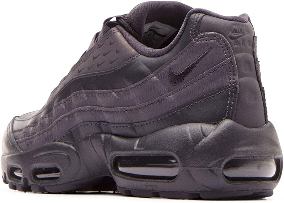 Details about Nike Women's Air Max 95 LX New Lifestyle Shoes Oil Grey 2018 Sneakers AA1103 004