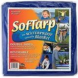 Homax 6019-06 SofTarp Waterproof Versatile Blanket, 5-by-7-Feet