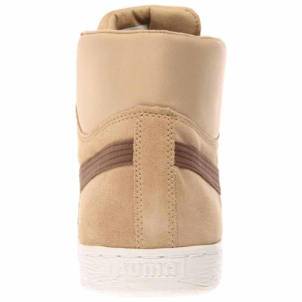Puma Suede 356996 Mid Klassiker Nat Calm 2 Schuhe:
