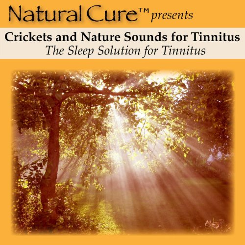 Crickets Nature Sounds Tinnitus Solution product image