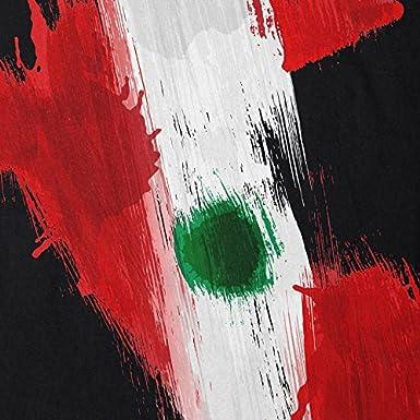 CottonCloud Flagge Peru Herren Tank Top Fu/ßball Sport WM EM Fahne