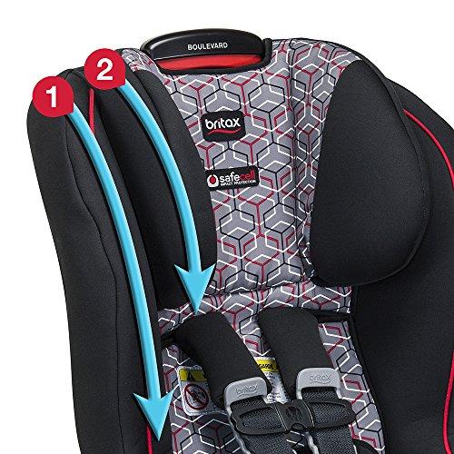 Britax Boulevard G4.1 Convertible Car Seat, Baxter