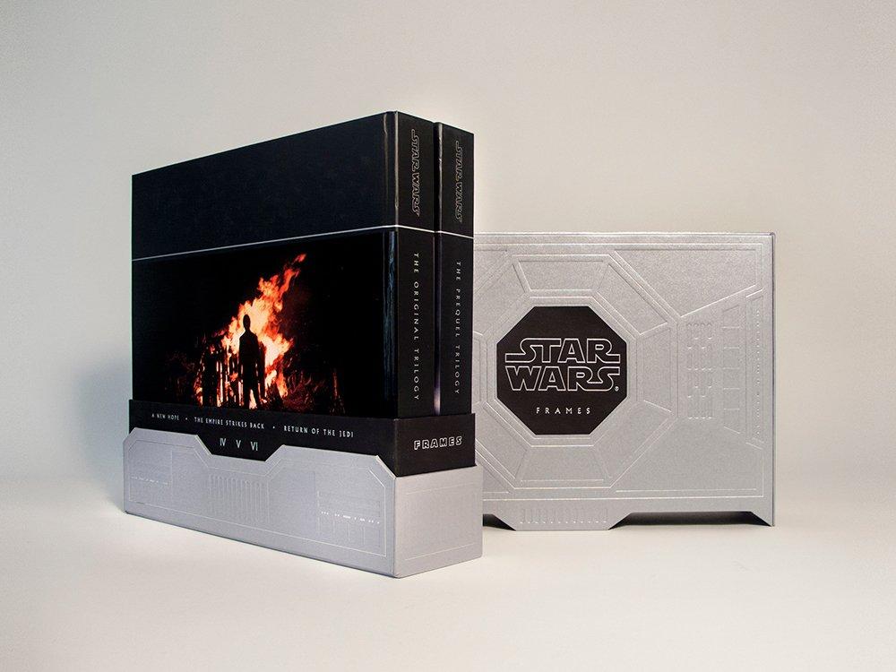 Star Wars: Frames: George Lucas, Guillermo del Toro, J. W. Rinzler ...