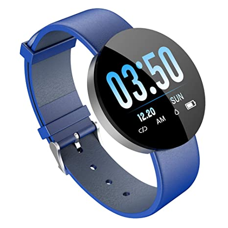 OOLIFENG Fitness Tracker Relojes IP67 Impermeable Pulsera ...