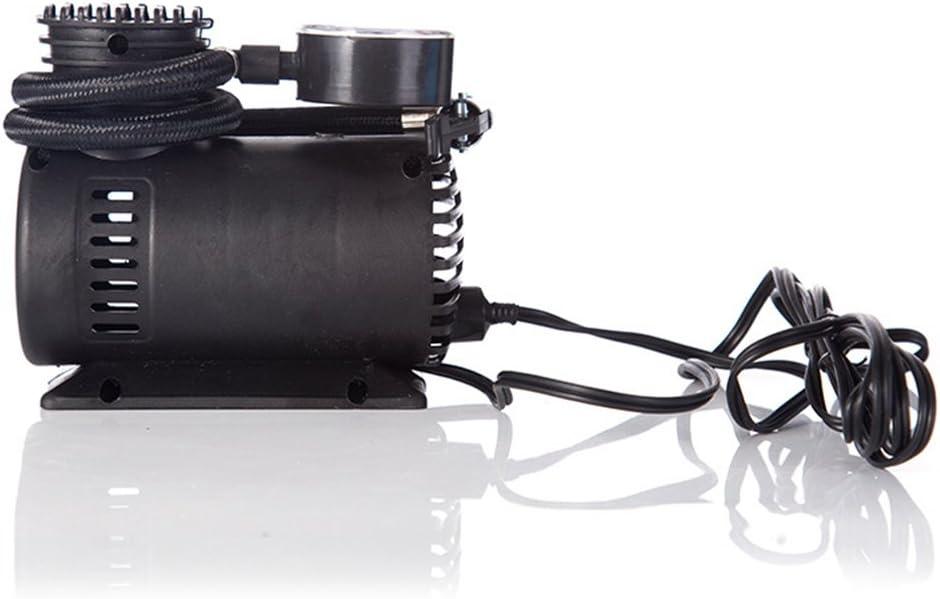 AUTOPUMPE Auto Mini Elektrische Inflation Pumpe Tragbare Reifen Luftpumpe 300Psi Auto Kompressor Pumpe F/ür Auto Fahrrad Motorrad Basketball Fesjoy