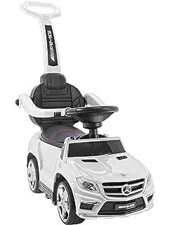 Bobby Car Spielzeug Rutschauto Mercedes Benz G63 Amg 4in1 Kinderauto Rutscher Lizenz Weiß !