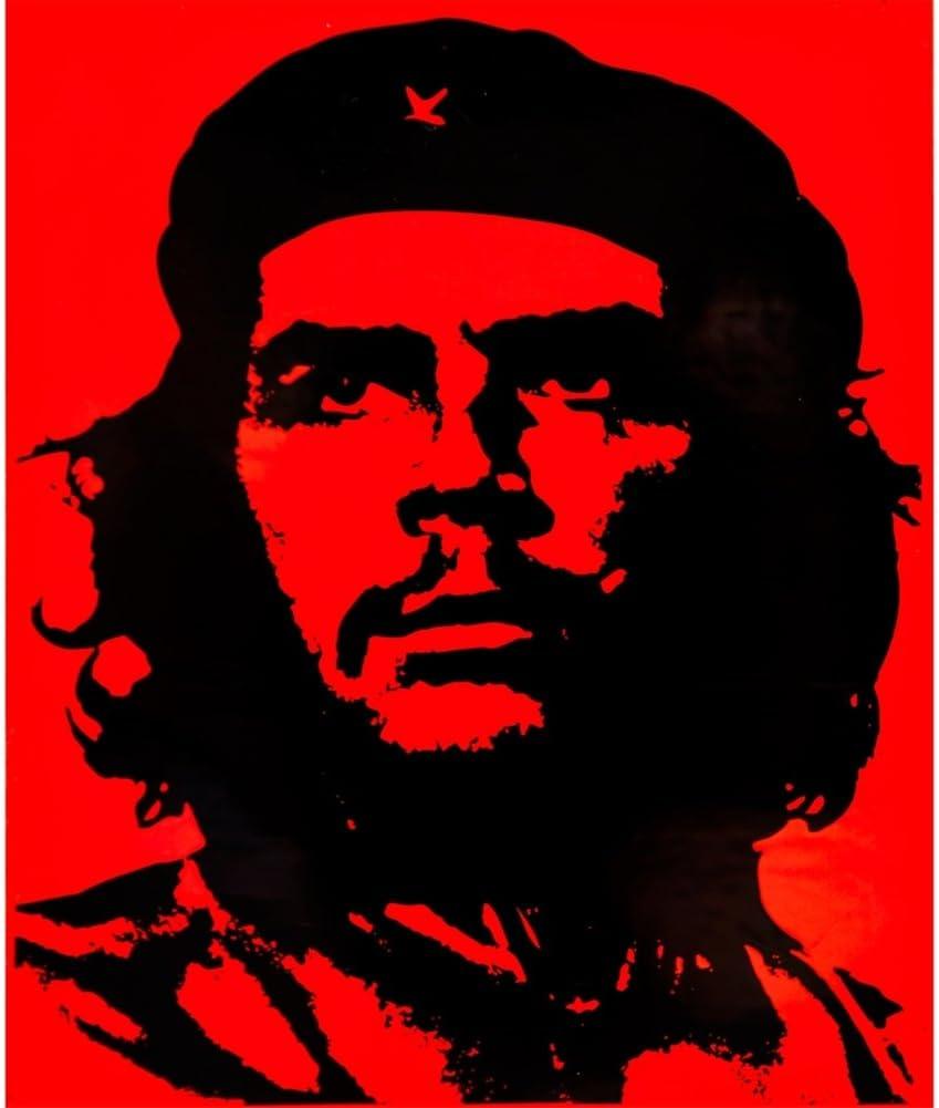 Che Guevara Rot Aufkleber Auto
