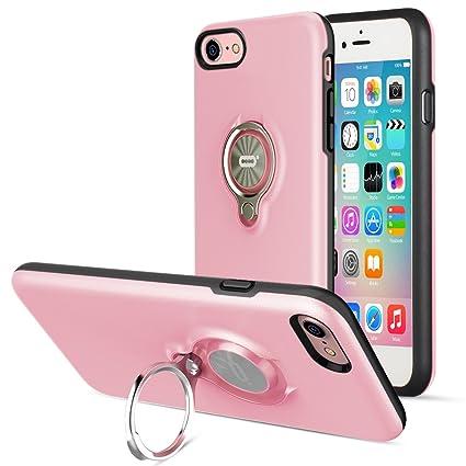 Amazon.com: Funda para iPhone 8 y iPhone 7 por ICONFLAG ...