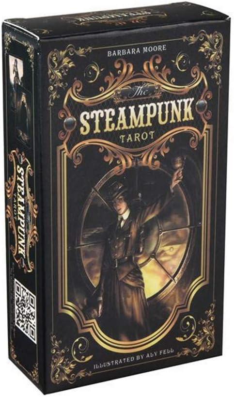 tarot steampunk
