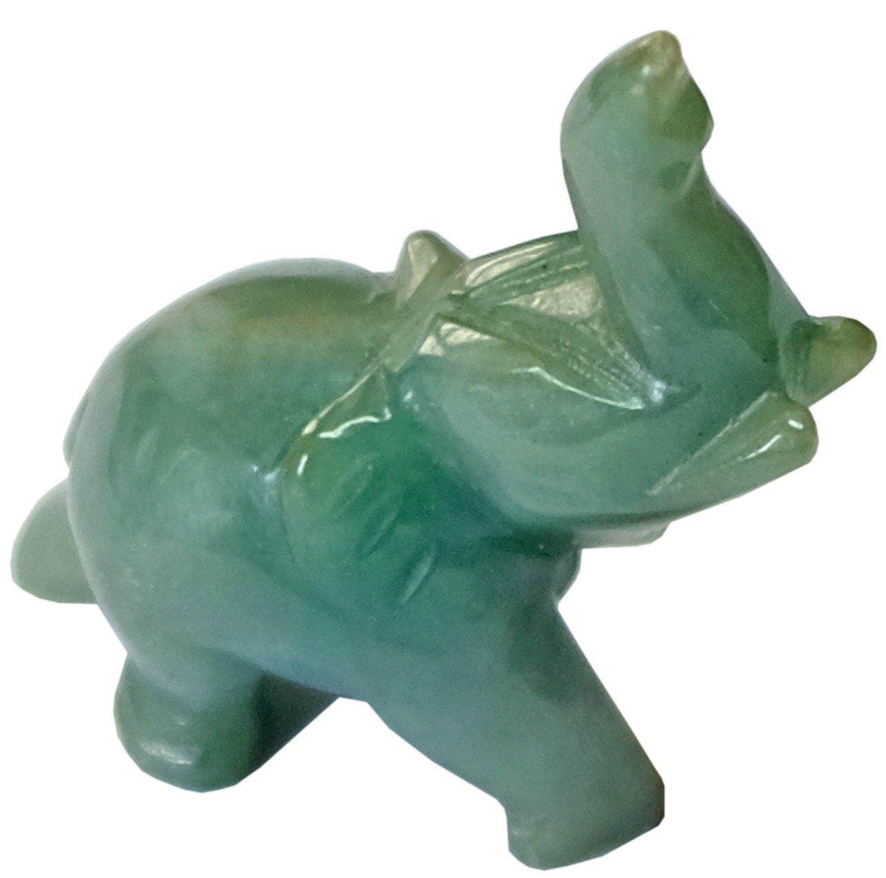 Kaltner Präsente Geschenkidee - Deko Figur Elefant mit Rüssel Nach ...