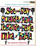 See and Say, Antonio Frasconi, 015680350X