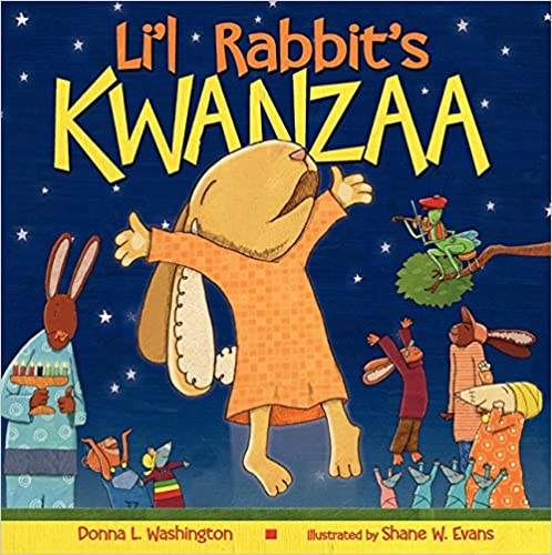 Lil Rabbits Kwanzaa