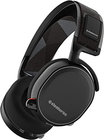 Best Wireless Gaming Headset 2020.Steelseries Arctis 7 Lag Free Wireless Gaming Headset Black Discontinued By Manufacturer