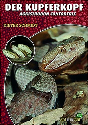 Der Kupferkopf Agkistrodon Contortrix Amazon De Dieter Schmidt