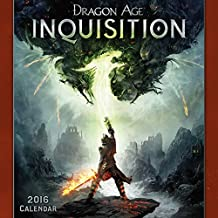 Dragon Age Inquisition 2016 Wall (Calendar)