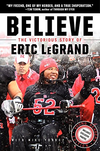 Believe Victorious Story LeGrand Readers product image