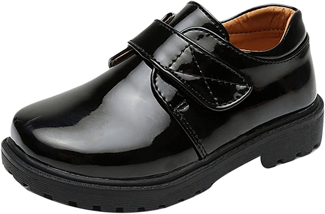 Zhuhaitf Black Simple Kids Casual Shoes