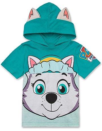 22dfa1b02 Nickelodeon PAW Patrol Hooded Shirt: Skye, Everest - Girls