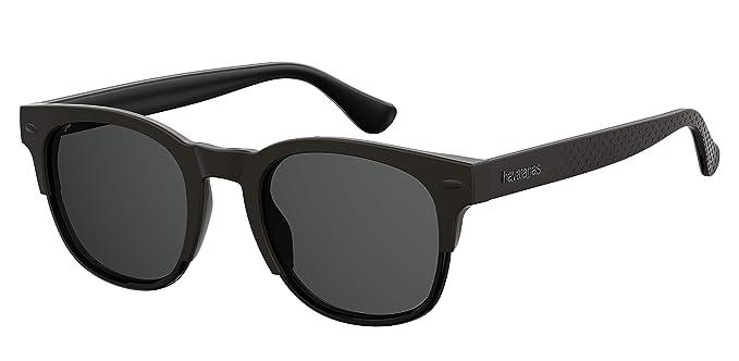 Havaianas Angra Gafas de sol, Multicolor (Black), 51 Unisex ...