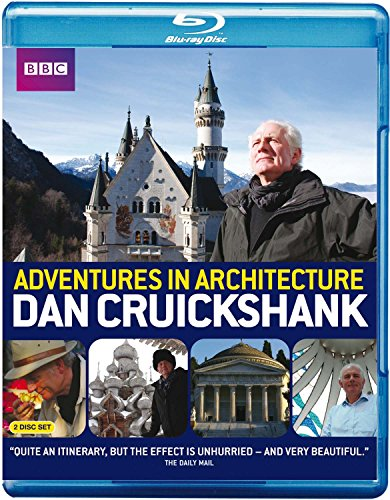 Dan Cruickshanks - Adventures in Architecture [Blu-ray] [2008]