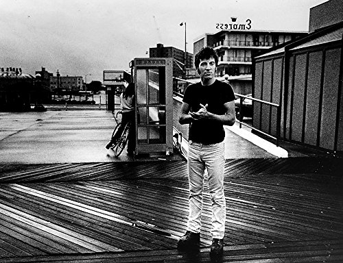 Bruce Springsteen in Atlantic City New Jersey Photo Print (10 x 8) ()