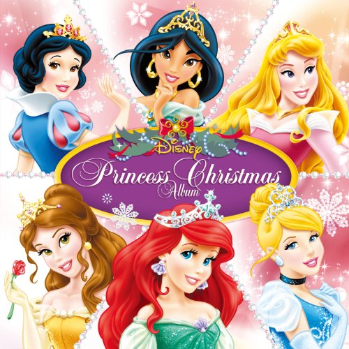 disney disney princess christmas album bonus amazoncom music