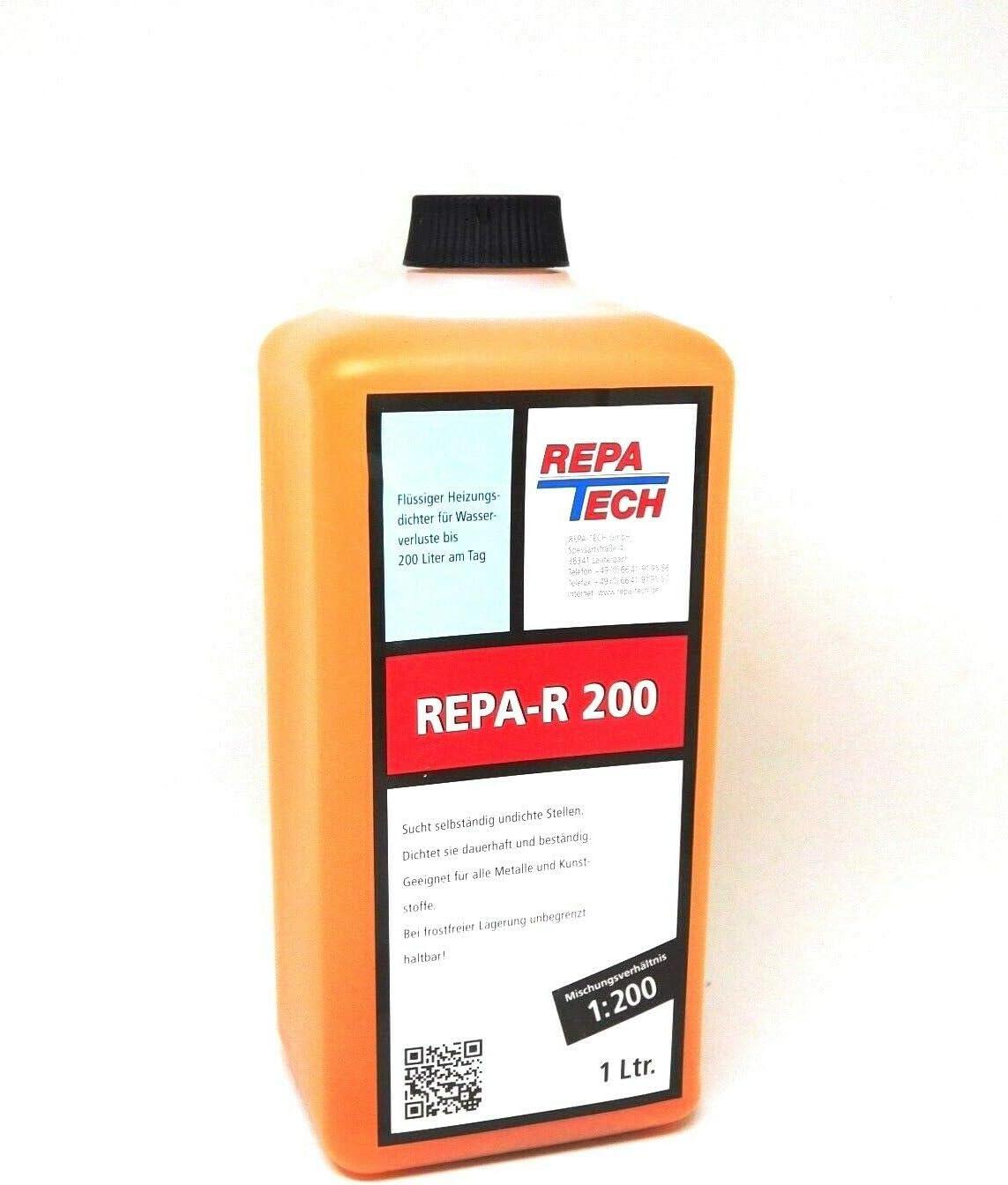 Repa Tech Dichtungsmittel f/ür Rohrleitungen Repa-R 200