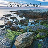 Rhode Island, Wild & Scenic 2019 12 x 12 Inch Monthly Square Wall Calendar, USA United States of America Northeast Mid-Atlantic State Nature (Multilingual Edition)