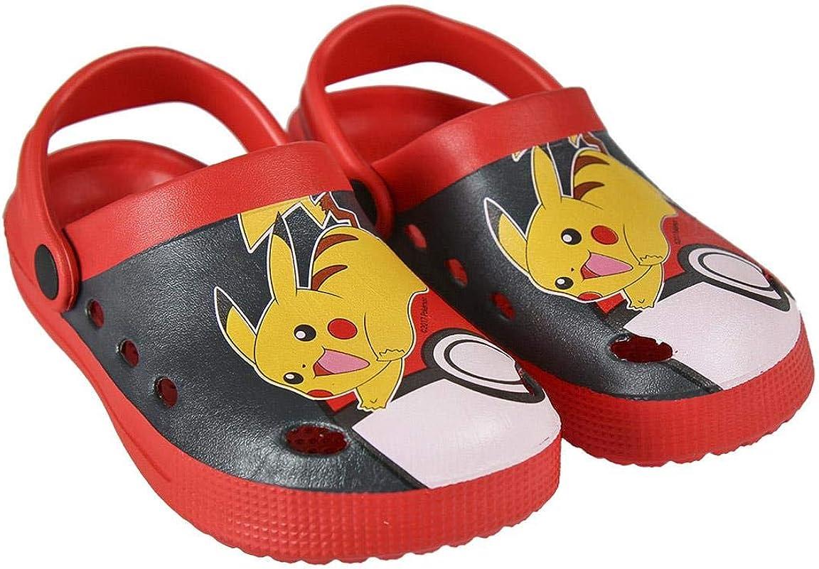 Chaussons EASTVAPS Chaussons Pantoufles Maison Pokemon Go Pikachu ...