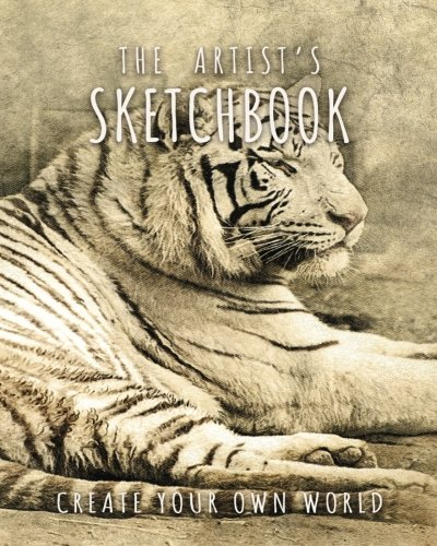 """Download The Artist's Sketchbook: 8""""X10"""" Blank Sketchbook (Sketch Book), Artist Journal, Blank Notebook, Drawing Pad  150 Large Blank Pages  Draw, Sketch, ... Fairy's Sketchbooks Collection) (Volume 60) PDF"""