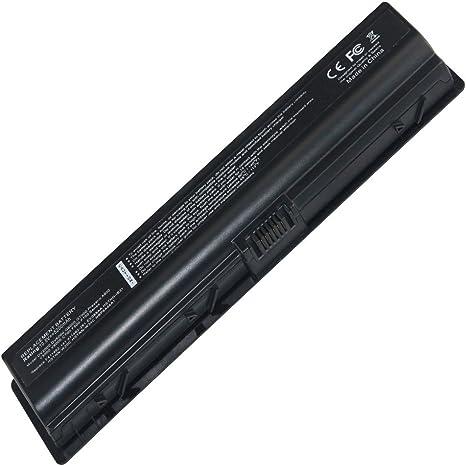Amazon Com Exxact Parts Solution Laptop Battery Hp Compaq Dv6000 6 Cells 10 8v 4400mah 48wh Compatible Part Computers Accessories