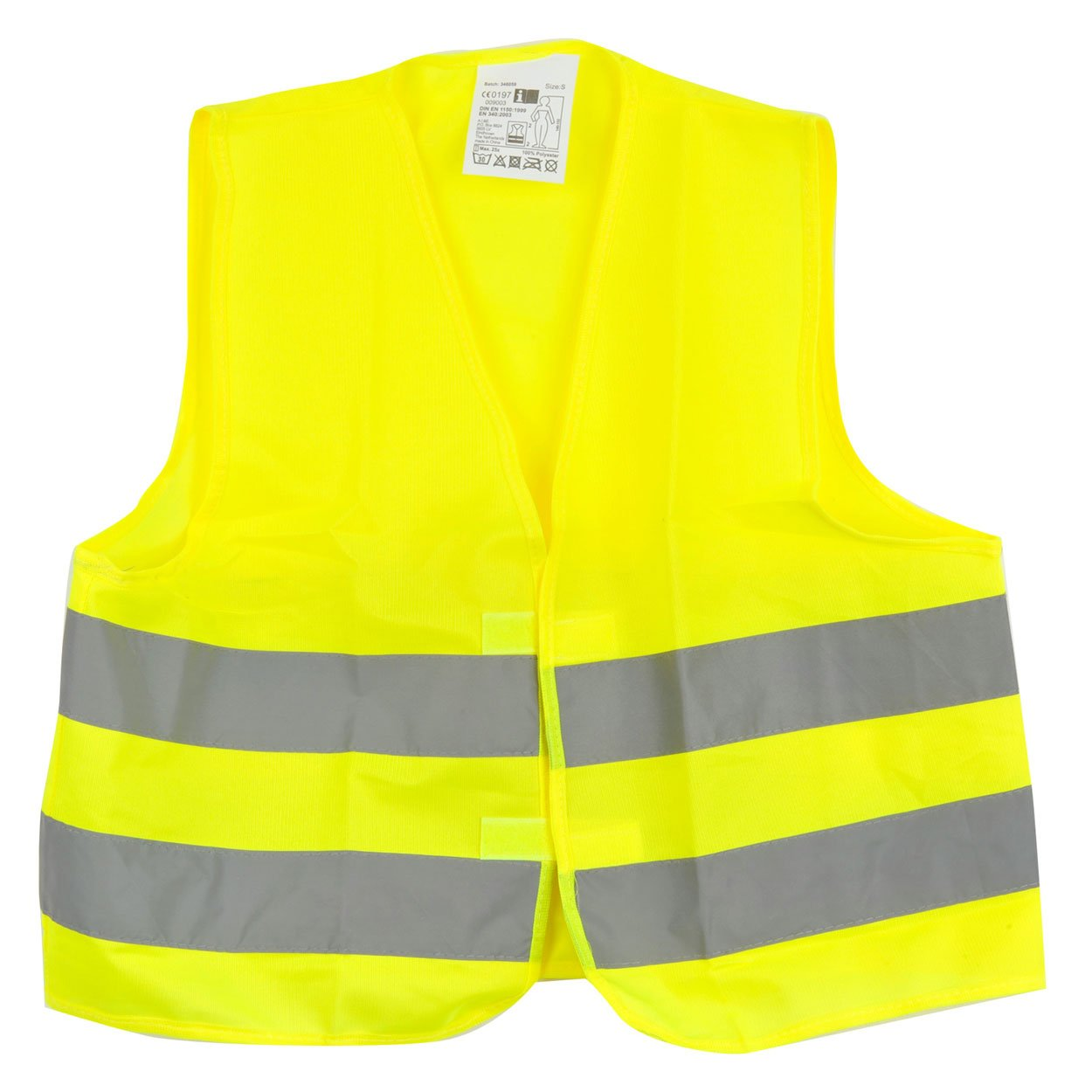 Lifetime cars 871125238117 Kids High Visibility Vest.