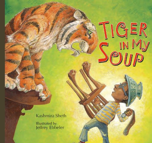Book Cover: Tiger in My Soup