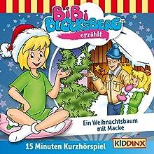 Ein Weihnachtsbaum mit Macke (Bibi erzählt - Kurzhörspiel) Hörspiel von Klaus-Peter Weigand Gesprochen von: Susanna Bonasewicz