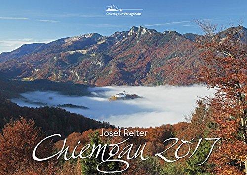 Chiemgau 2017: Kalender Chiemgau 2017