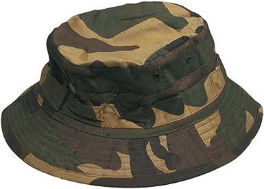 Adult Teen Camouflage Aussie Bush Hat