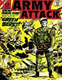 Army Attack :Volume 46 Green Beret!: history comic books,comic book,ww2 historical fiction,wwii comic,Army Attack