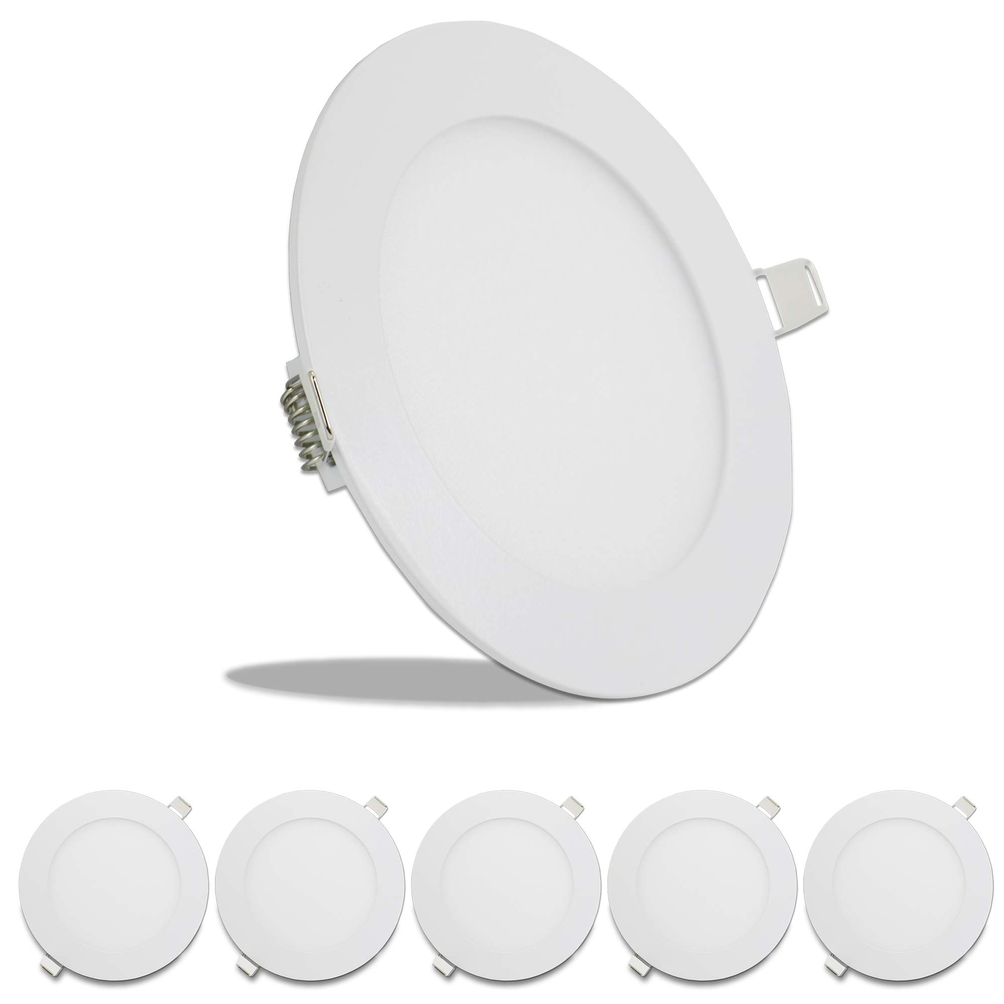 5 Pack Leisure LED RV Boat Recessed Ceiling Light 720