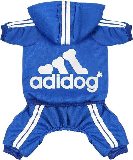 Scheppend Original Adidog Pet Clothes for Dog Cat Puppy
