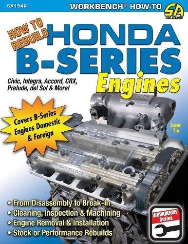 How to Rebuild Honda B-Series Engines for sale  Delivered anywhere in USA
