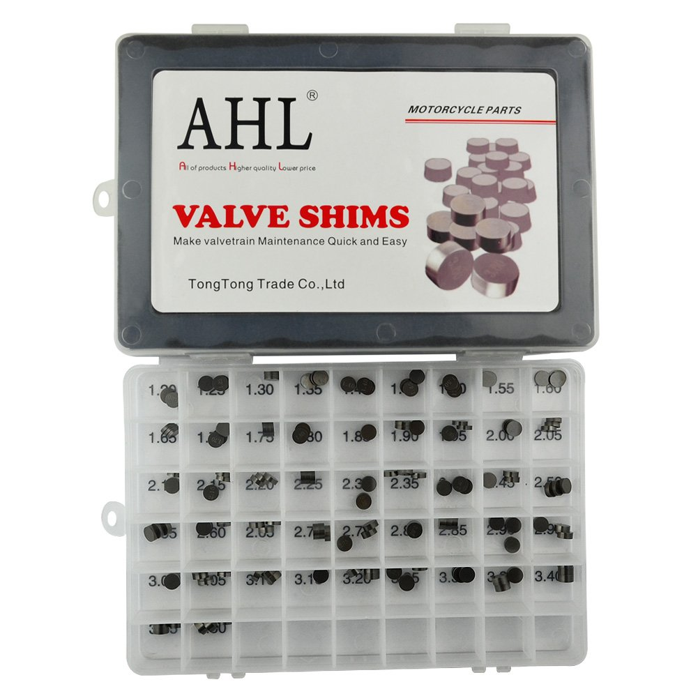AHL 7.48mm Valve Shim 3x47pcs Kit for CRF250R 2004-2012